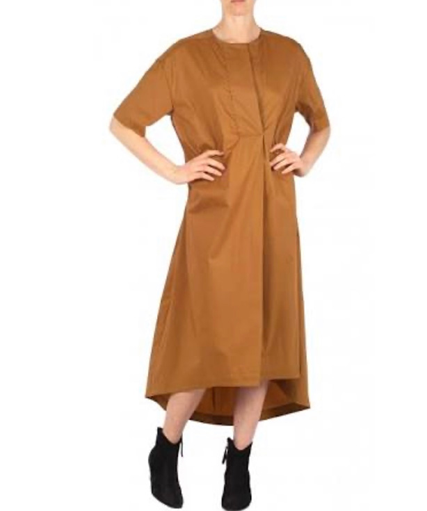 Camel Dress - Black Only